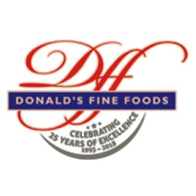 Donald's Fine Foods logo