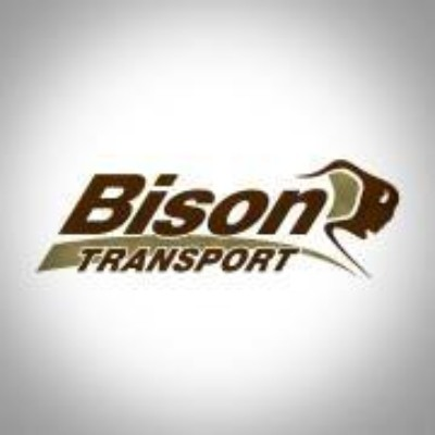 Logo Bison Transport