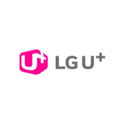 LG U+ logo
