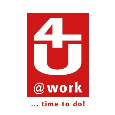 4U @work GmbH-Logo