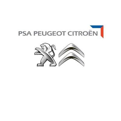 logotipo de la empresa Peugeot Citroën