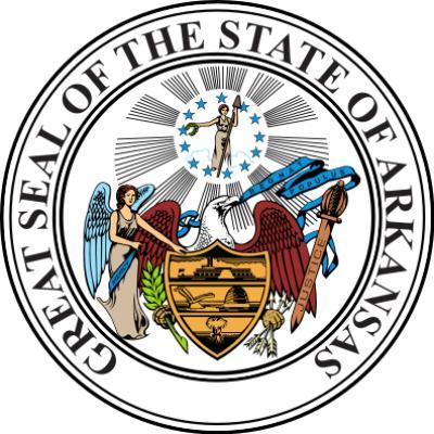 State of Arkansas logo