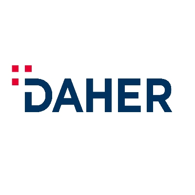 Logo Daher
