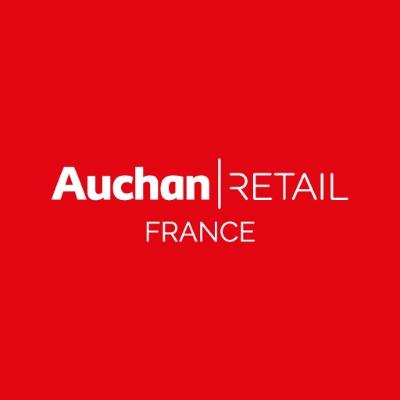Logo firmy - Auchan