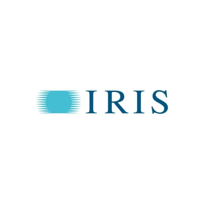 IRIS THE VISUAL GROUP logo