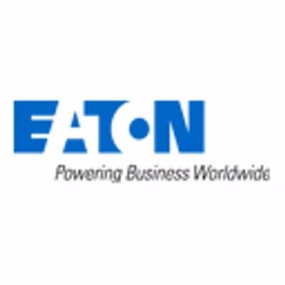 Eaton'in logosu