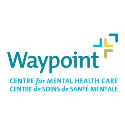 Logo Waypoint Centre for Mental Health Care