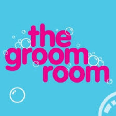 Groom Room logo