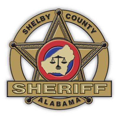Shelby County Alabama Sheriff's Office logo