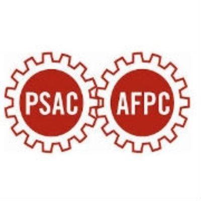 Public Service Alliance of Canada logo