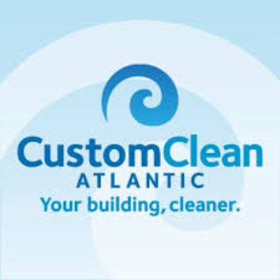 Custom Clean Atlantic logo