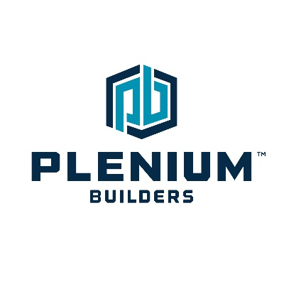 Plenium Builders logo