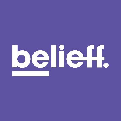 logotipo de la empresa Belieff