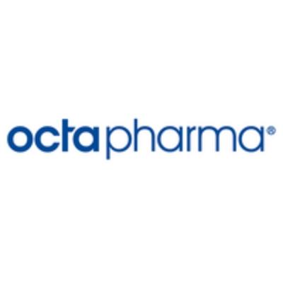 Logotyp för Octapharma