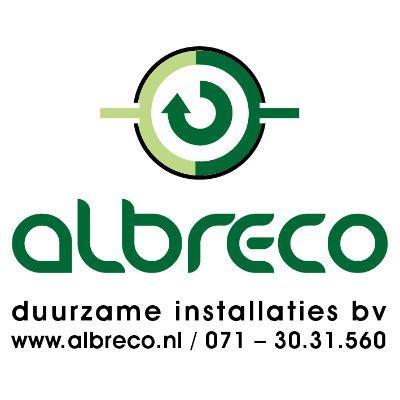 Logo van Albreco Duurzame Installaties bv