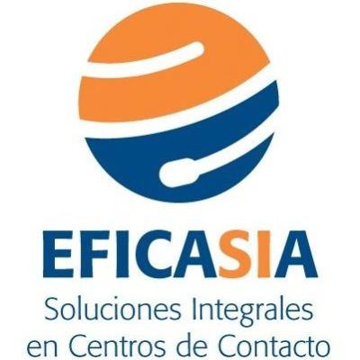 logotipo de la empresa Eficasia