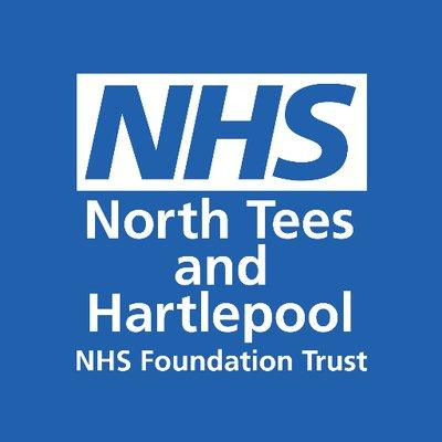 North Tees and Hartlepool NHS Foundation Trust logo
