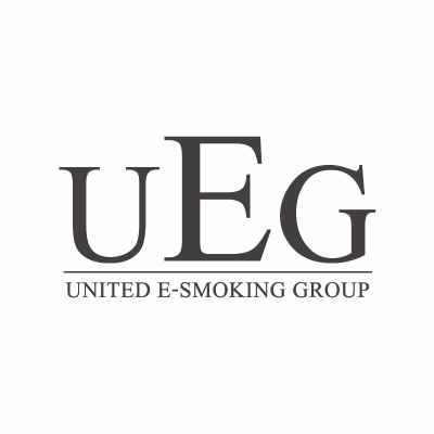 Logo van UEG Holland