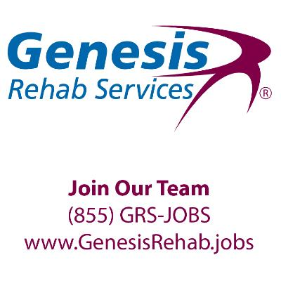 Working as an Occupational Therapist at Genesis Rehab