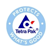 logotipo de la empresa Tetra Pak
