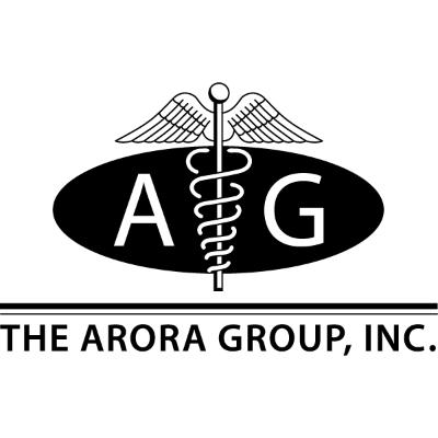 Logo for THE ARORA GROUP