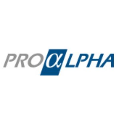 proALPHA Gruppe-Logo
