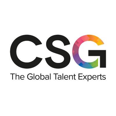 CSG Talent logo