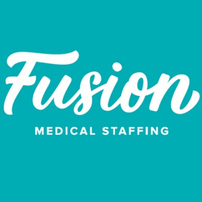 FUSION Medical Staffing logo