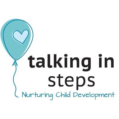 Talking in Steps logo