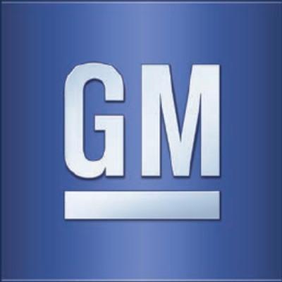 logotipo de la empresa General Motors