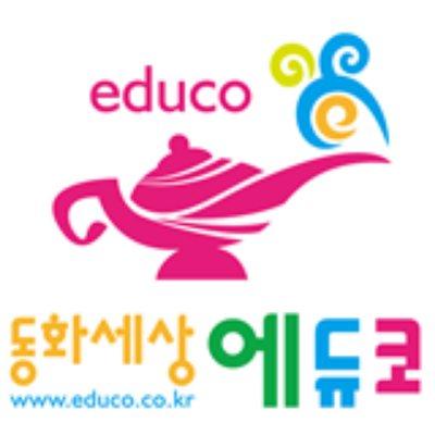 동화세상에듀코 logo