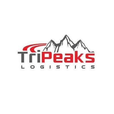 TriPeaks Logistics logo