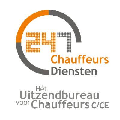 Logo van 24/7 Chauffeursdiensten