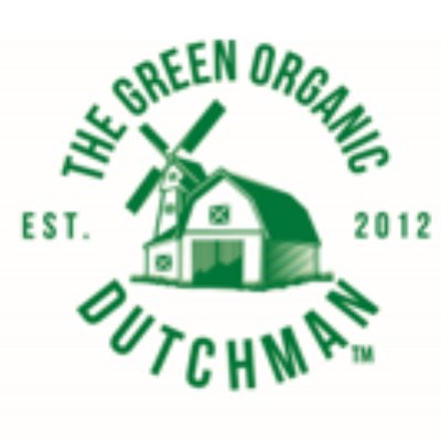 The Green Organic Dutchman Ltd. logo