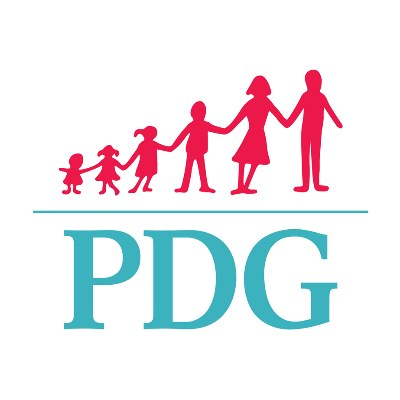 PDG Pediatric Dental Group logo