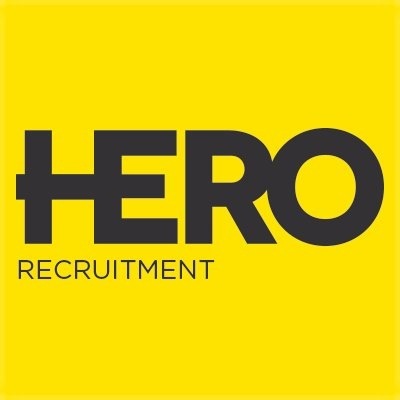 HERO Recruitment logo