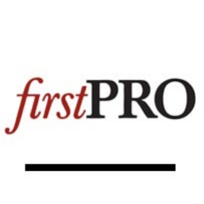 firstPRO Inc. logo