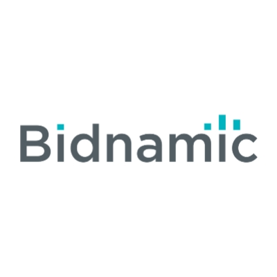 Bidnamic logo