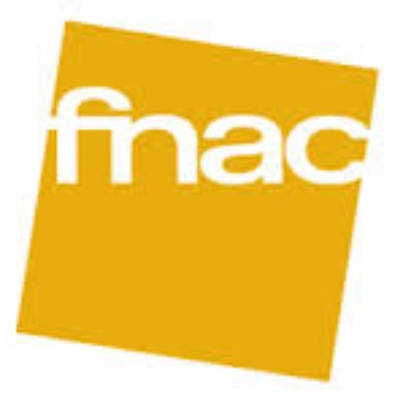 logotipo de la empresa Fnac