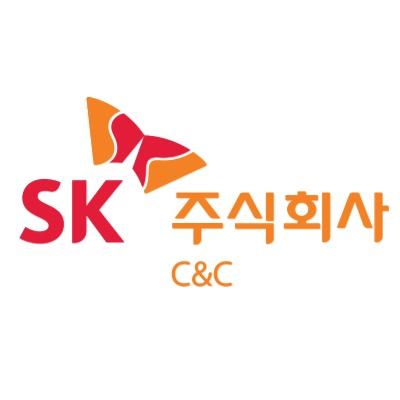 SK 씨앤씨 logo