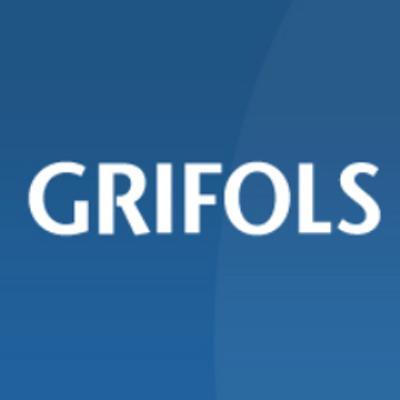 logotipo de la empresa Grifols