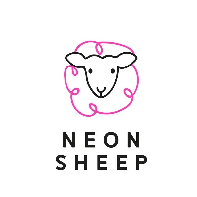 Neon Sheep logo