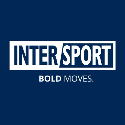 logotipo de la empresa Intersport