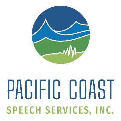 Pacific Coast Speech Services logo