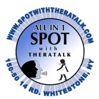 All in 1 S.P.O.T. with TheraTalk