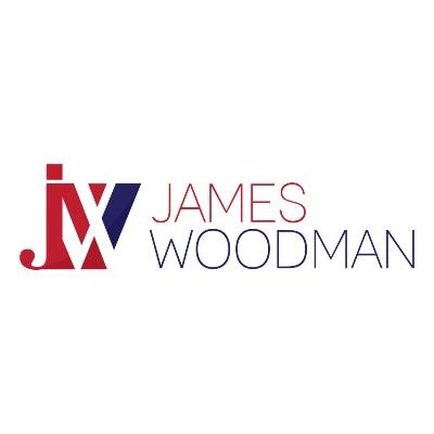 James Woodman logo