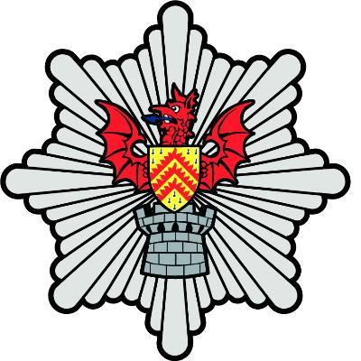 South Wales Fire and Rescue Service logo