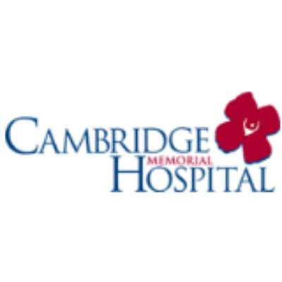 Logo Cambridge Memorial Hospital