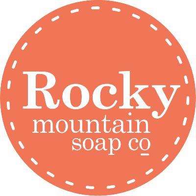 Rocky Mountain Soap Co. logo