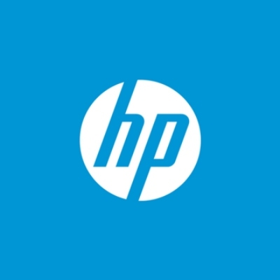 Logo for HP